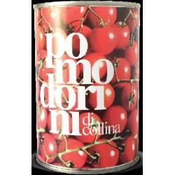 Pomidory Cherry w soku pomidorowym