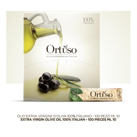 Oliwa z oliwek - Extra Virgin - saszetki 100 x 10 ml