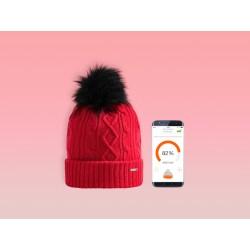 Vulpes Vulpini - inteligentna podgrzewana czapka