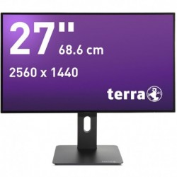 Monitor Terra Led 2766W Pv Czarny Dp/Hdmi Greenline Plus