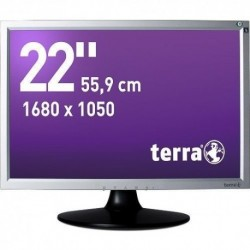 Monitor Terra Led 2230W Srebrno/Czarny Dvi Greenline Plus