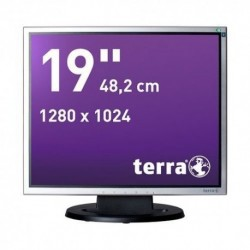Monitor Terra Led 1940 Srebrno/Czarny Dvi Greenline Plus