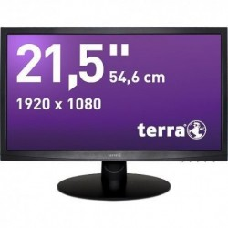 Monitor Terra Led 2212W Czarny Dvi Greenline Plus