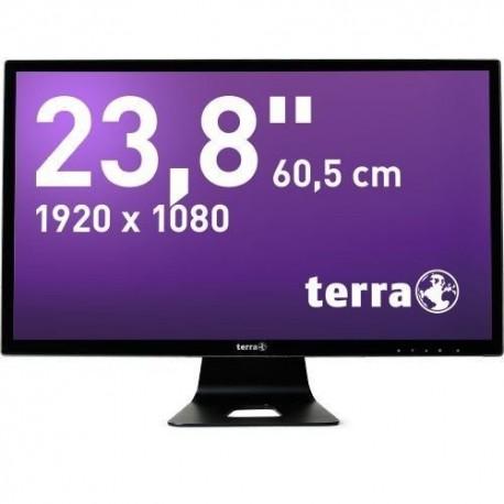 Monitor Terra Led 2470W Szklany Dp/Hdmi Greenline Plus