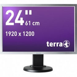 Monitor Terra Led 2458W Pv Czarny Dp Greenline Plus