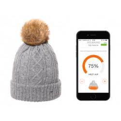 Vulpes Cinera - inteligentna podgrzewana czapka