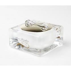 Krem rozjaśniający na dzień Śnieżna Porcelana Ożywczy blask SPF 50 - Drop