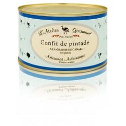 Confit z perliczki – nogi - 1350 g