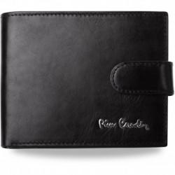 Klasyczny portfel poziomy pierre cardin
