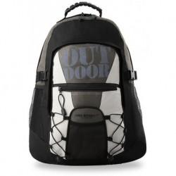 Modny funkcjonalny plecak bag street do szkoły - niebieski