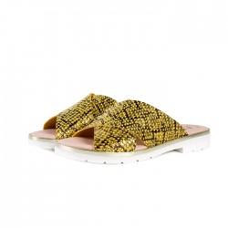 Sandały Miami - żółte