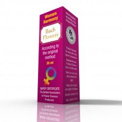 Kwiaty Bacha - Kobieca harmonia- Suplement diety - 30 ml