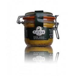 Foie gras entier z kaczki 80% mięsa - słoik 180g
